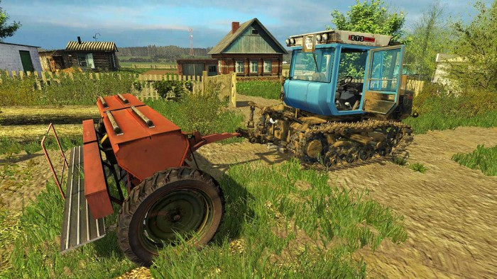 Купить Трактор ХТЗ 181 гусеничный: цена, описание и.