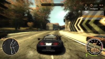 Need For Speed (Most Wanted, Carbon) Вторая половина второго эшелона