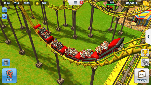 RollerCoaster Tycoon Touch Per PC Dove e come scaricare giochi per il compuer gratis con