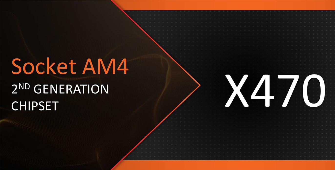 AMD анонсирует процессоры Ryzen 2-го поколения (ФОТО)