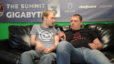 "Dota 2 ""The Summit 3 Day 2 Preview"""