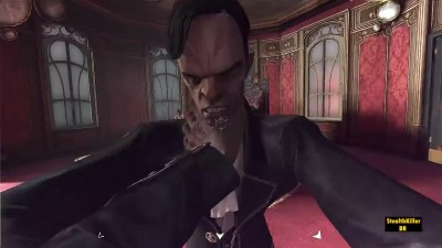 "Dishonored ""StealthGamerBR, Золотая Кошка"""
