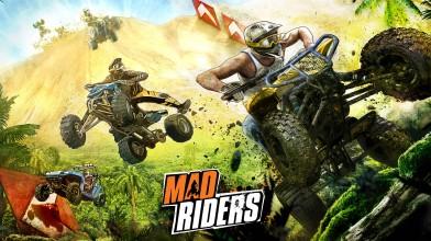 Mad Riders удалена из магазина Steam