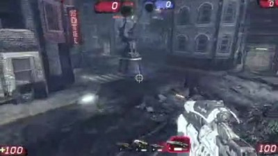 "Unreal Tournament 3 "" Deadly Duel Demo Gameplay"""