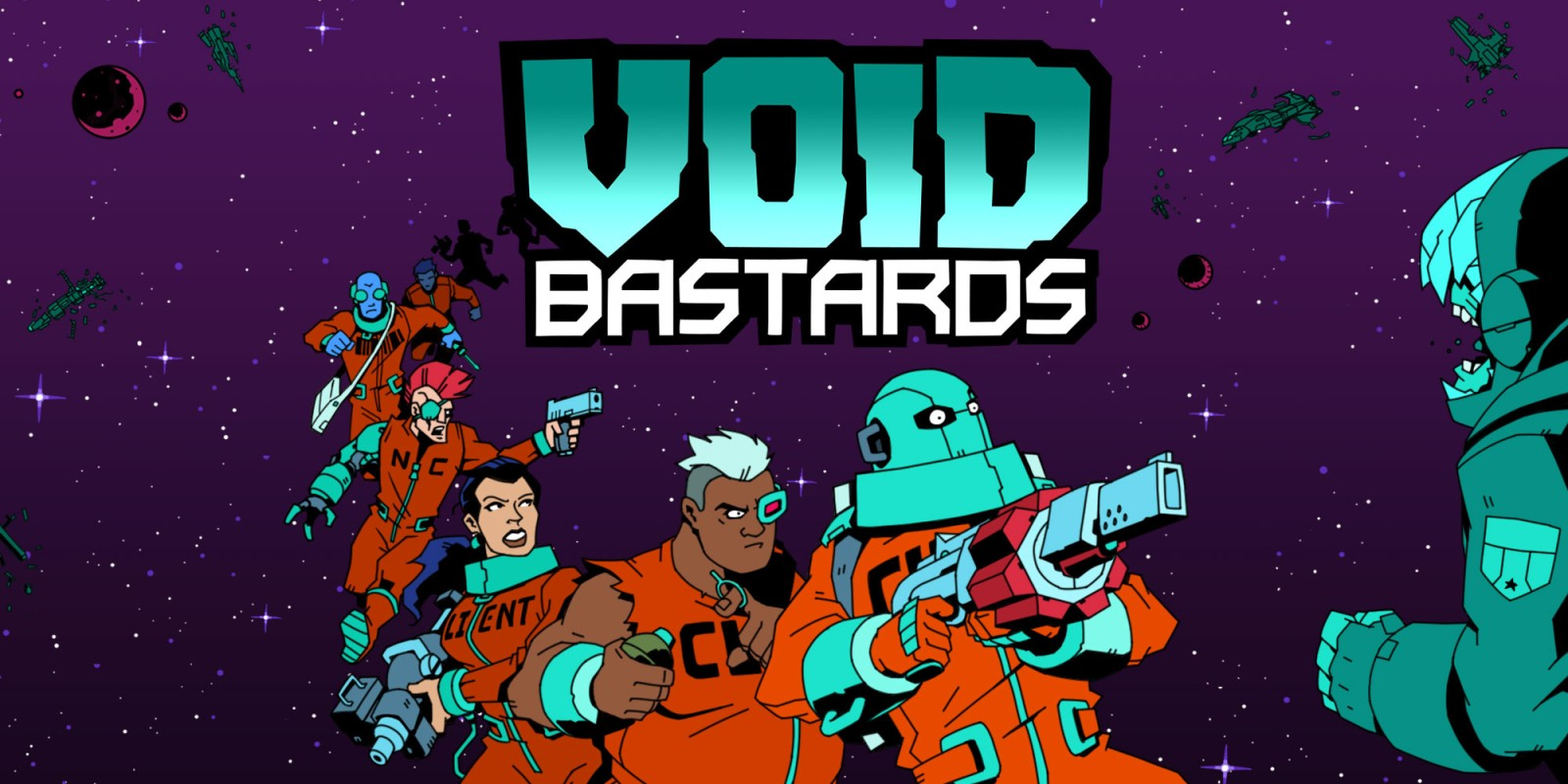 Void Bastards за подписку Humble Choice (и не только)