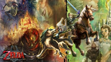 Ретроспектива The Legend of Zelda: Twilight Princess HD