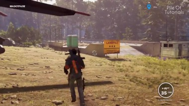 Пасхалки в Just Cause 3 [Easter Eggs]