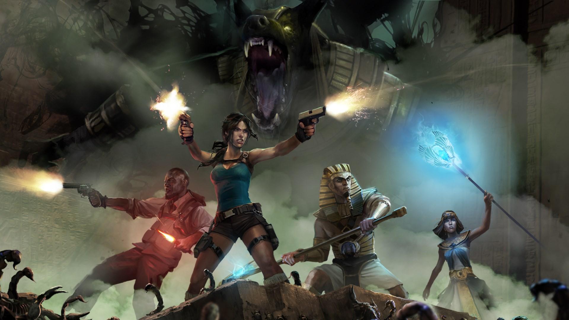 Lara Croft and the Temple of Osiris можно будет получить бесплатно в Стиме
