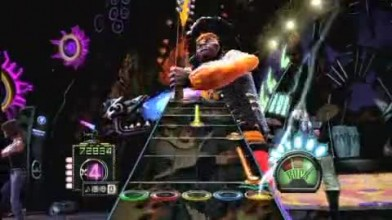 "Guitar Hero III ""Classic Rock Pack Trailer"""