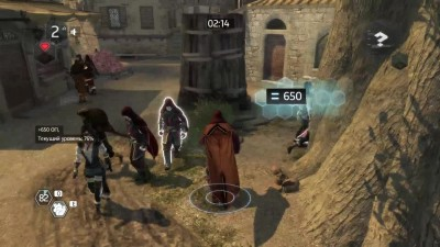 Мультиплеер Assassin's Creed Brotherhood