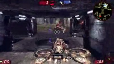 "Unreal Tournament 3 ""Кадры захвата флага из игры"""