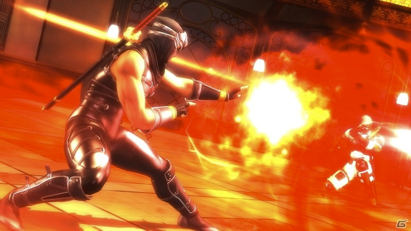 Новые скриншоты Ninja Gaiden: Master Collection