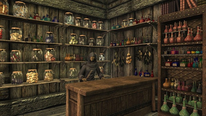 Skyrim MyCreation AlchemyShop 730x411