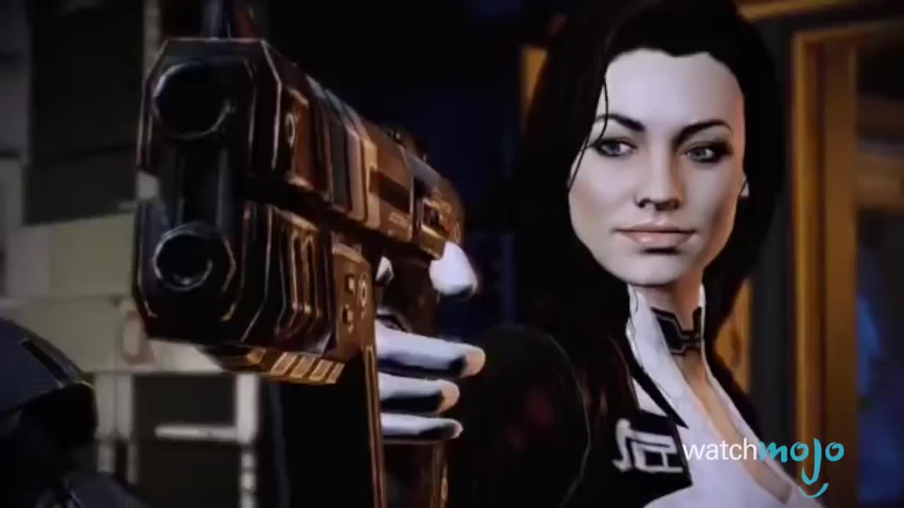 Самый сексуальный видео игровой персонаж