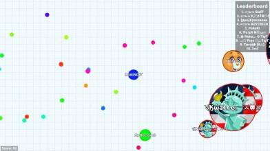 AGAR.IO -Новый Безумный Крутой !