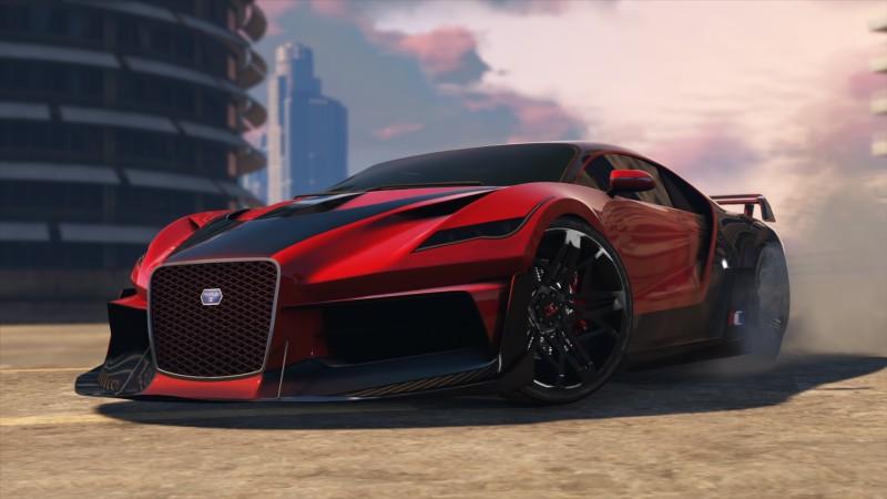 новые авто GTA V Online с обезглавлением грант казино