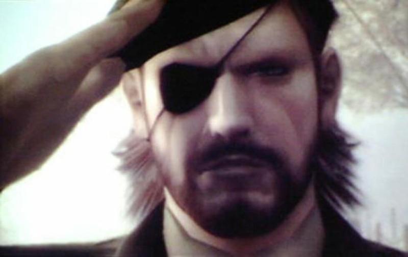 Биг Босс – Metal Gear Series