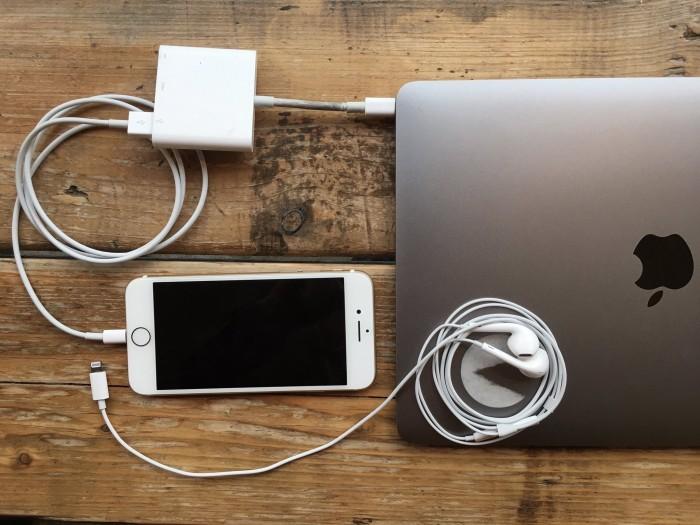 кабели iphone
