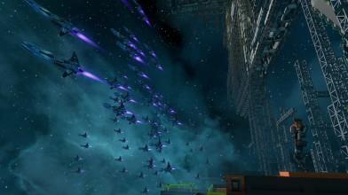 Трейлер о том как транспортировать груз в Starbase