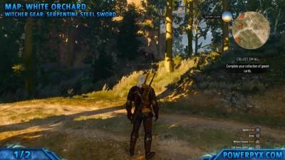 The Witcher 3 Wild Hunt - Serpentine Witcher ����������������� ����