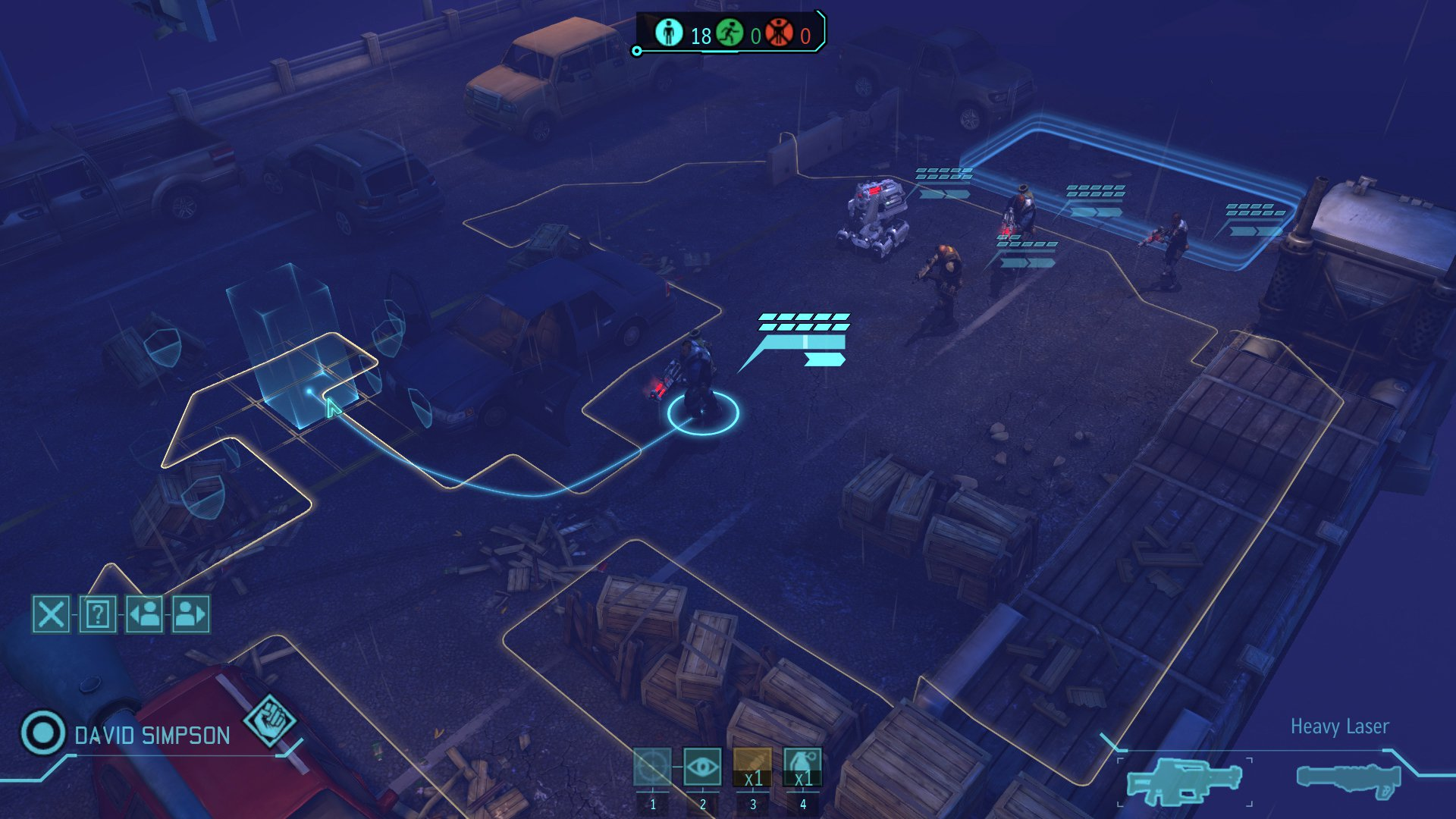 XCOM Enemy Unknown.
