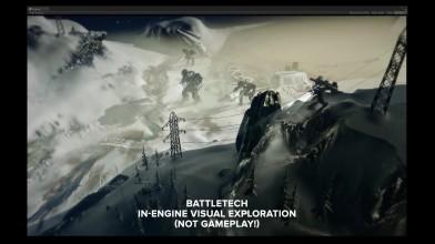 """BattleTech """"Эффекты освещения"""""""