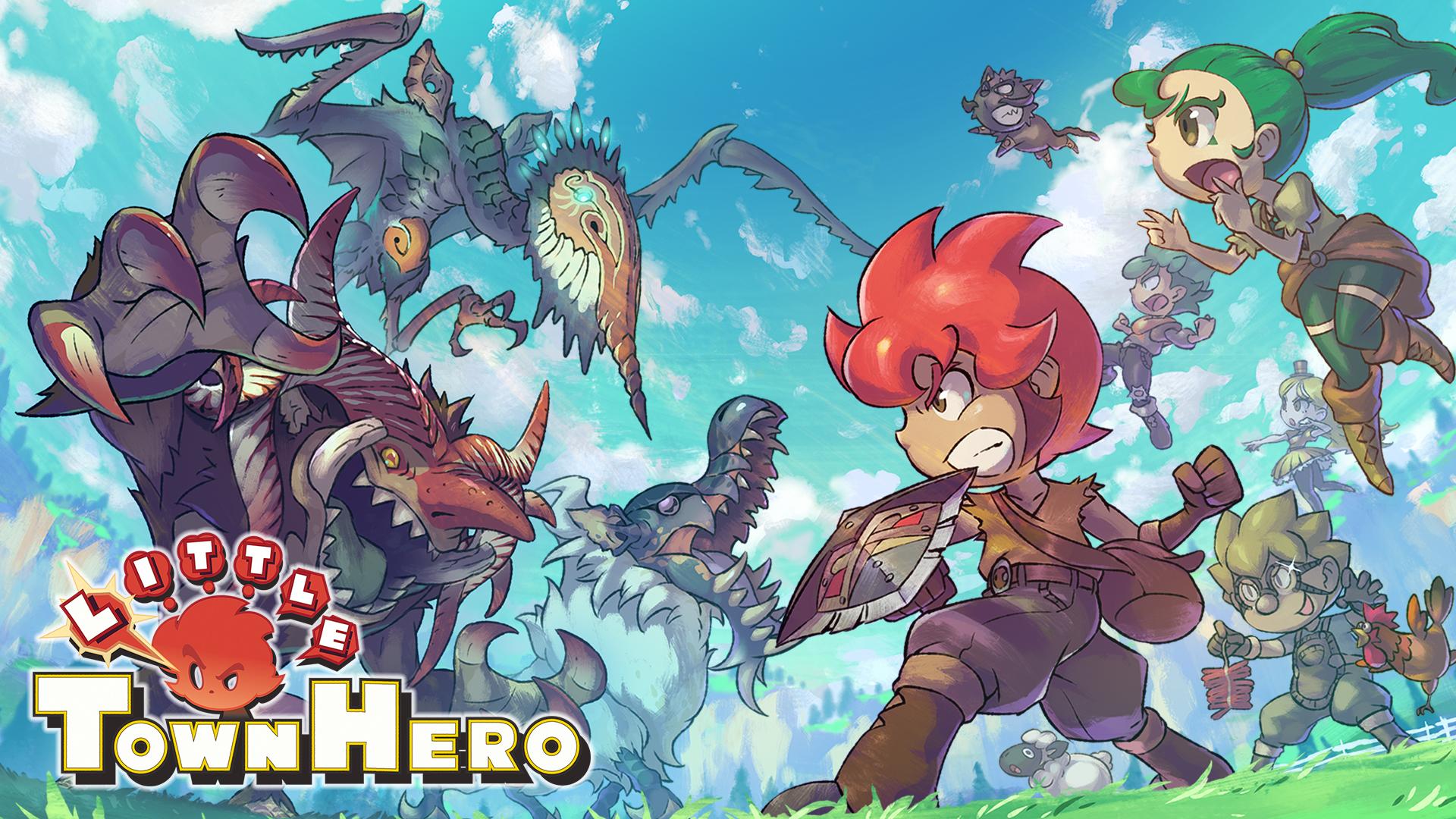 Little Town Hero для PlayStation 4 перенесена на конец июня в Северной Америке и Европе
