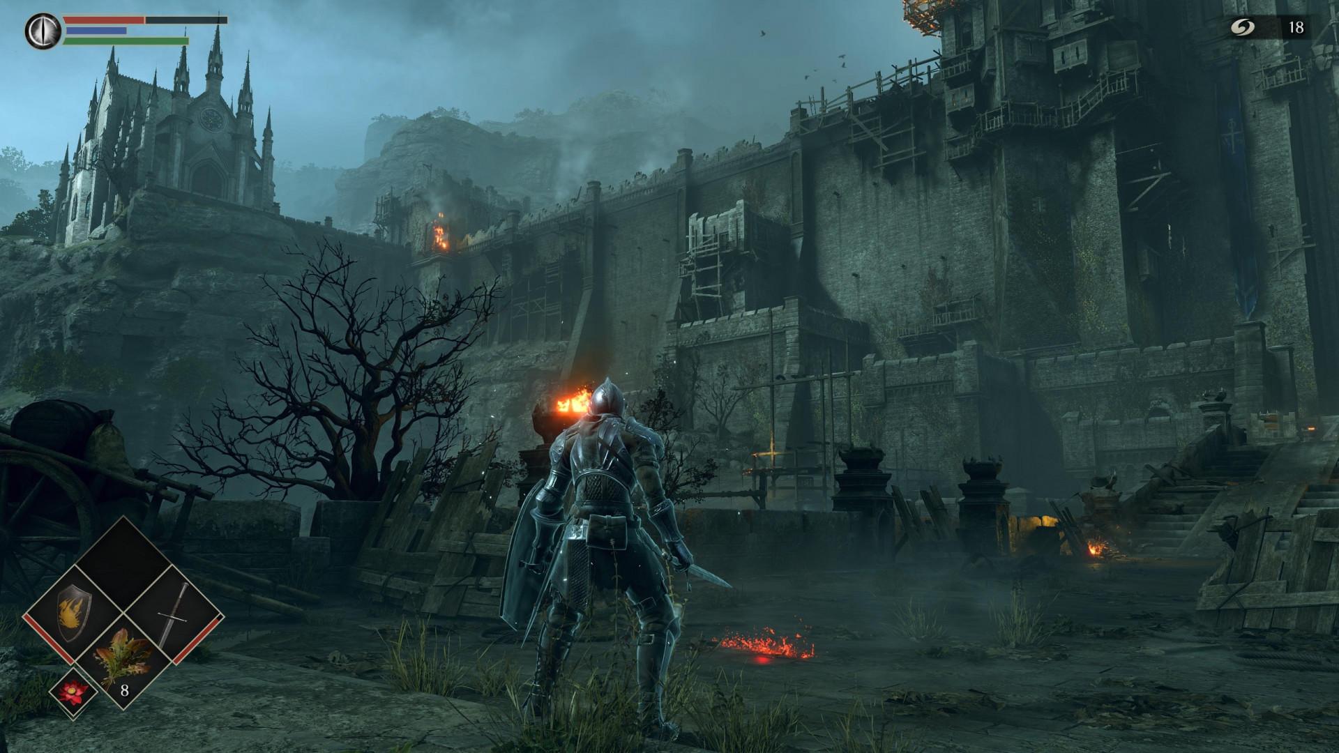 Релизный трейлер Demon's Souls - игра стала доступна на PlayStation 5