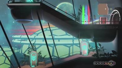 30 минут геймплея Headlander (GameSpot)