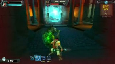 "Orcs Must Die! ""E3 2011 Gnoll Hunter Trailer"""