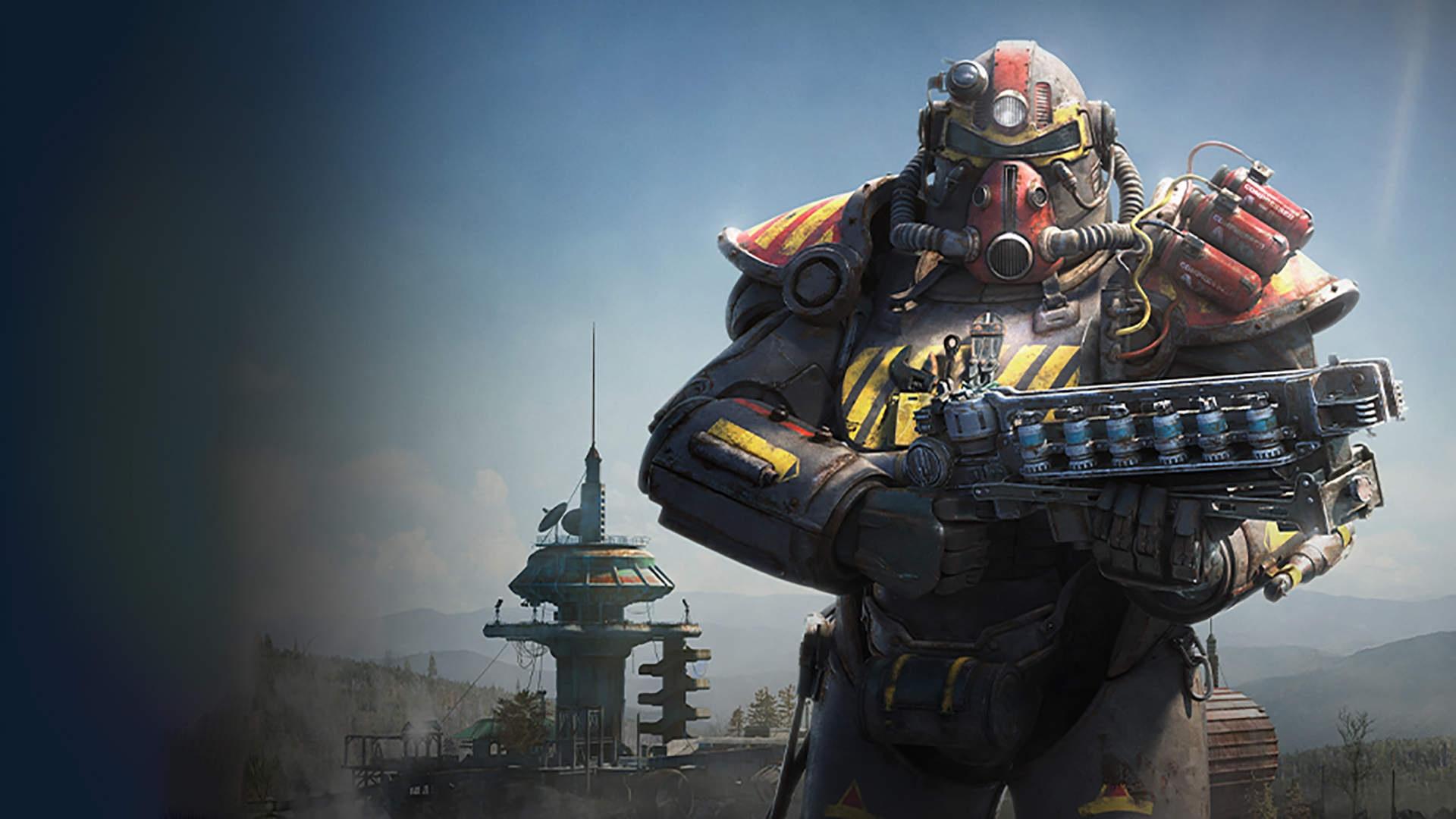 Игроки громят Fallout 76 в Steam