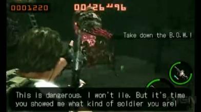 "Resident Evil: The Mercenaries 3D ""Геймплей мультиплеера"""