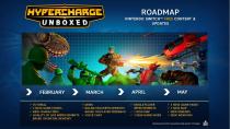 Стал известен план по развитию Hypercharge Unboxed для Switch