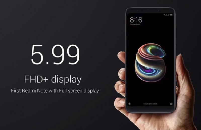 Вглобальной сети появился тизер телефона Xiaomi Redmi Note 5