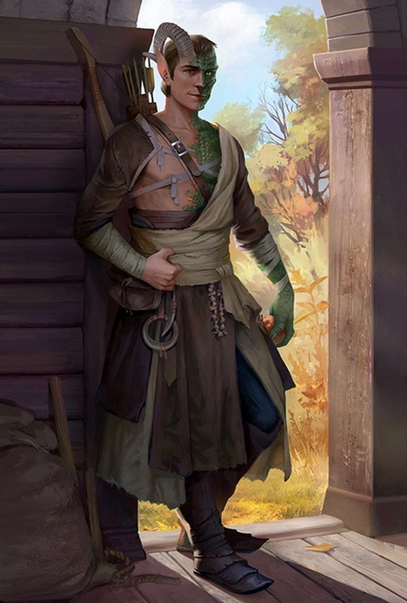О романах в Pathfinder: Wrath of the Righteous