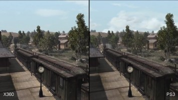 "Red Dead Redemption""Сравнение версий для Xbox 360 vs PS3 (Digital Foundry)"""