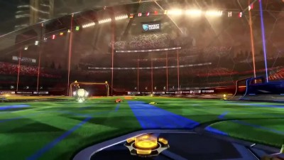 RapGameObzor 5 - Rocket League