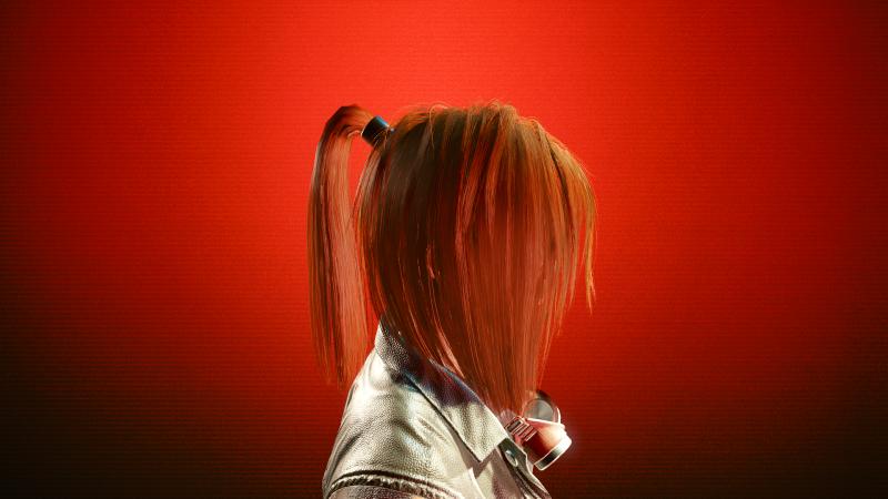 Ginger Copper (3 цвет прически в Save Editor)