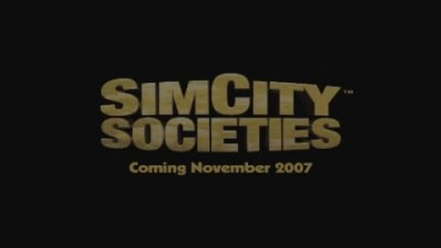 "SimCity Societies ""Green Trailer"""
