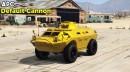 Grand Theft Auto 5 - (Anti Aircraft Trailer) Трейлер ПВО vs (ACP) БТР (Кто лучше?)