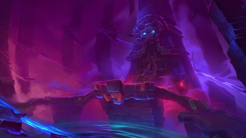 World of Warcraft: Исследуйте подземелья дополнения Shadowlands