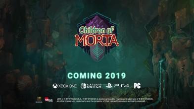 Новый геймплейный трейлер Children of Morta