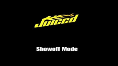 Juiced Showoff  #4