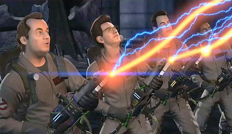 Скриншот к игре Ghostbusters: The Video Game Remastered (2019) скачать торрент Лицензия
