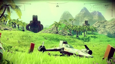 PlayStationPGW: Новый Трейлер No Man's Sky