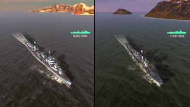 World of Warships Blitz: эсминец Ленинград