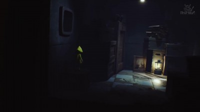 Little Nightmares - Рахитичный кошмарик