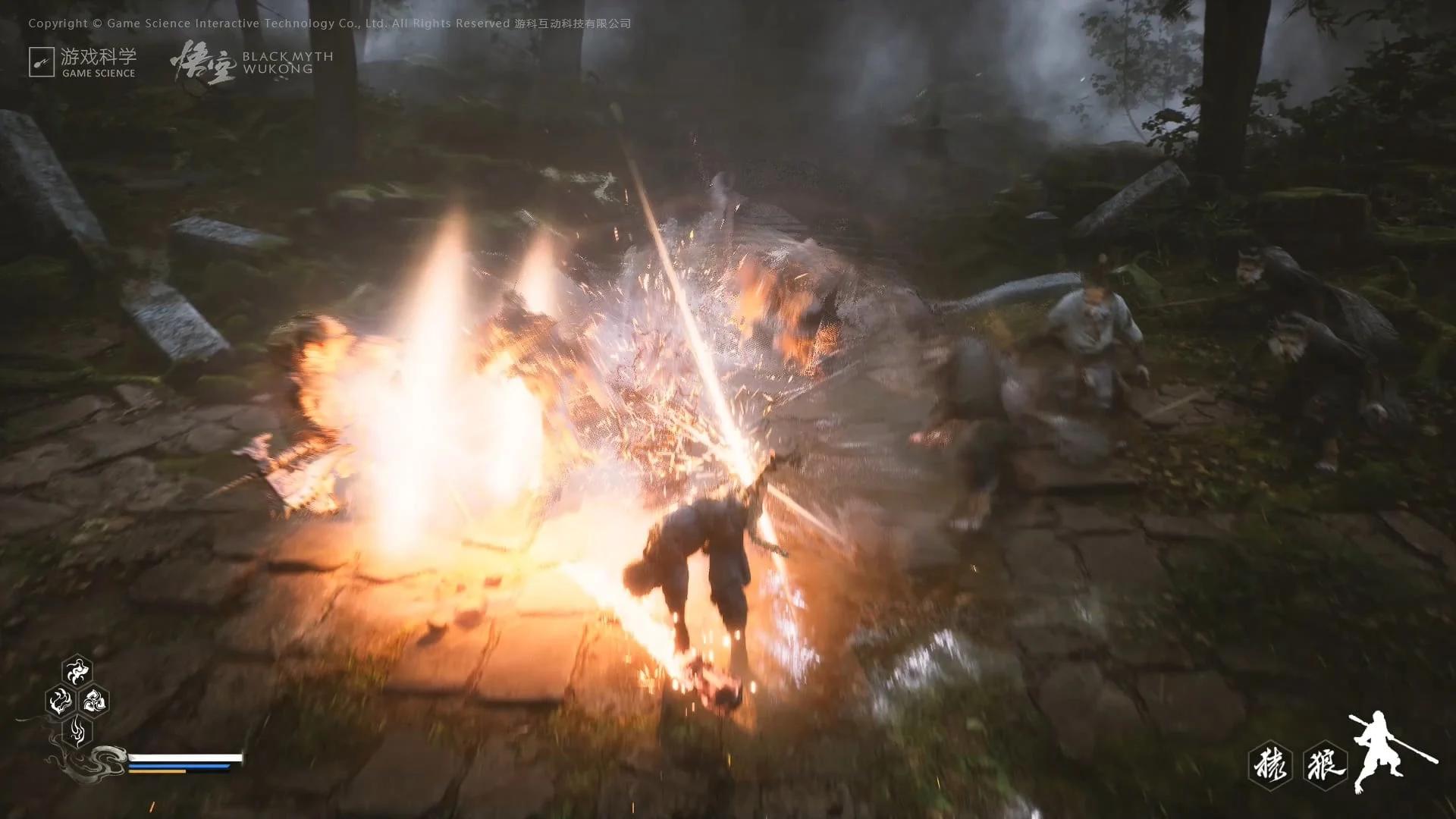 Куча великолепных скриншотов и несколько видео Black Myth: Wu Kong