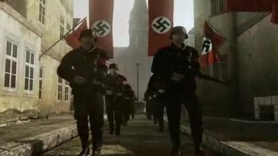 "Wolfenstein ""Occult Trailer"""