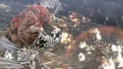 "Asura's Wrath ""GamesCom 2011 Трейлер"""